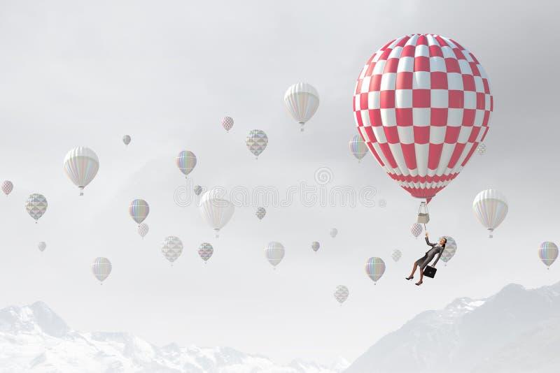 Download Recherche De Nouvelles Idées D'affaires Photo stock - Image du créativité, businesswoman: 56481300