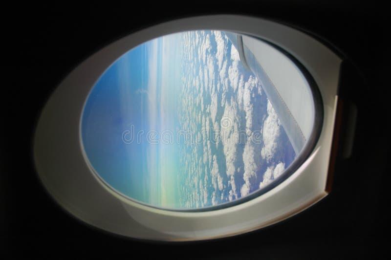 Recherche du ciel image libre de droits