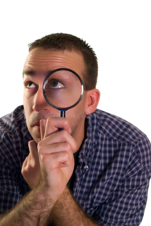 Recherche und Entdeckung stockbilder