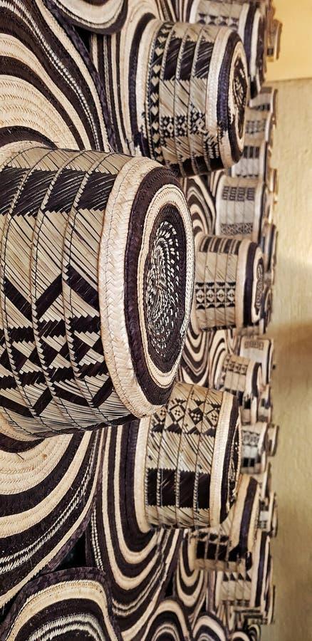 Recht kolumbianischer Hut Typisch handcraft lizenzfreies stockbild
