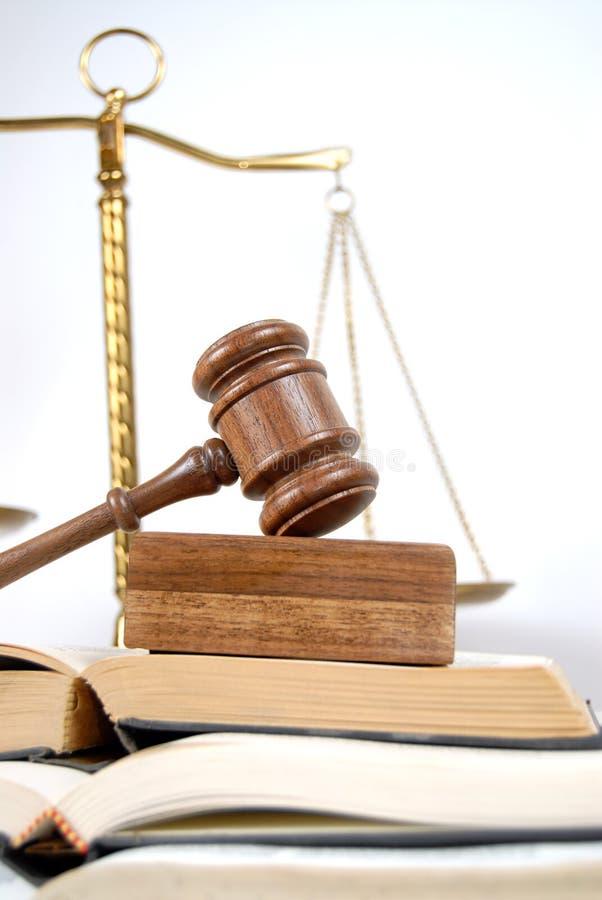 Recht und Ordnung stockfoto