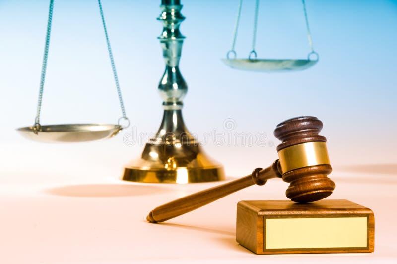 Recht und Ordnung stockbild