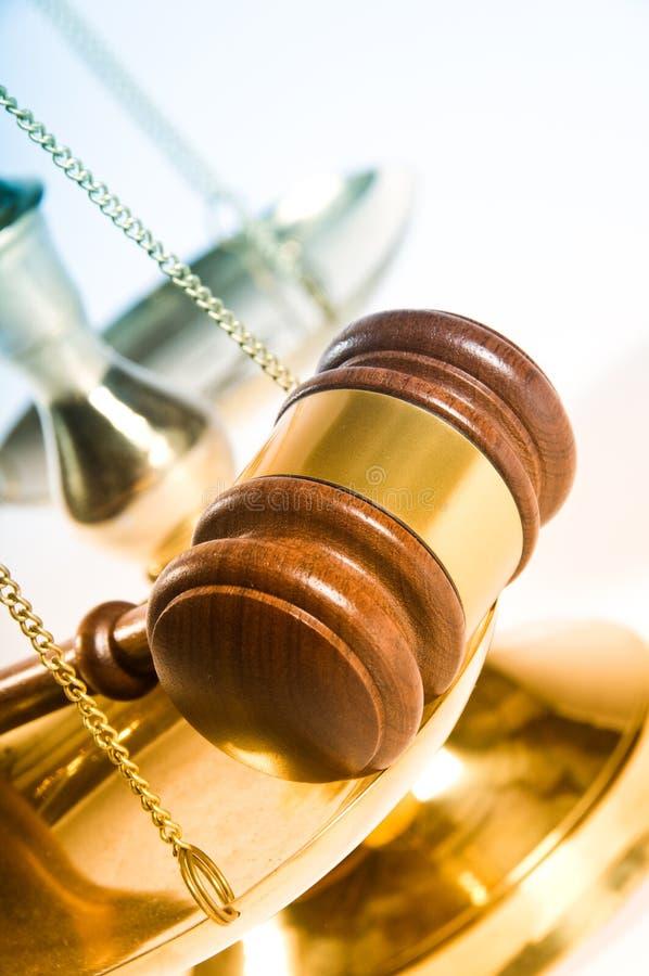 Recht und Ordnung stockfotografie