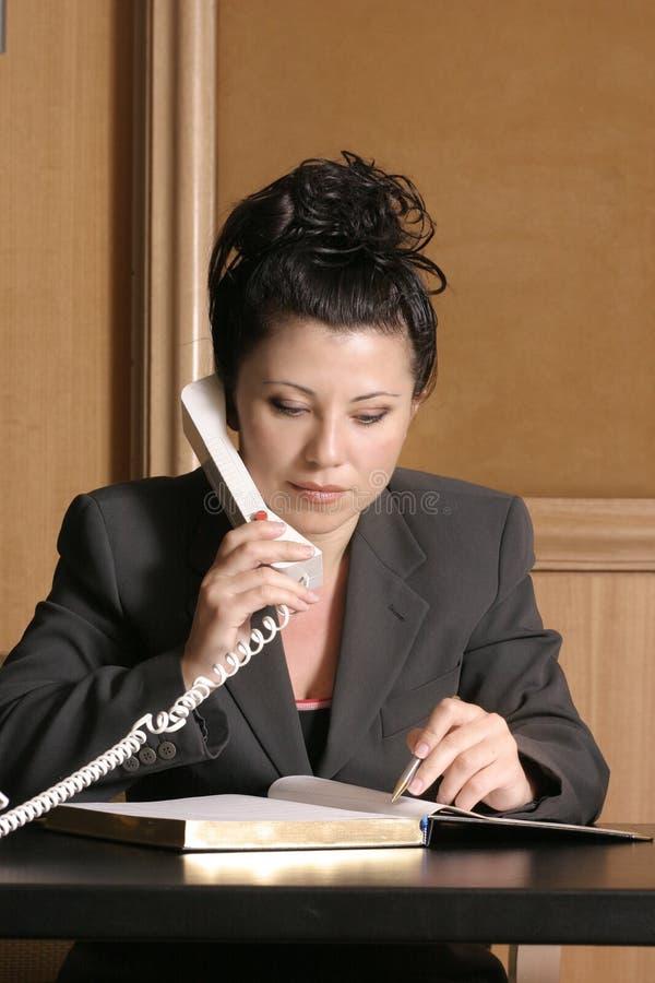 Rechtsanwalt oder Geschäfts-Fachmann lizenzfreies stockbild