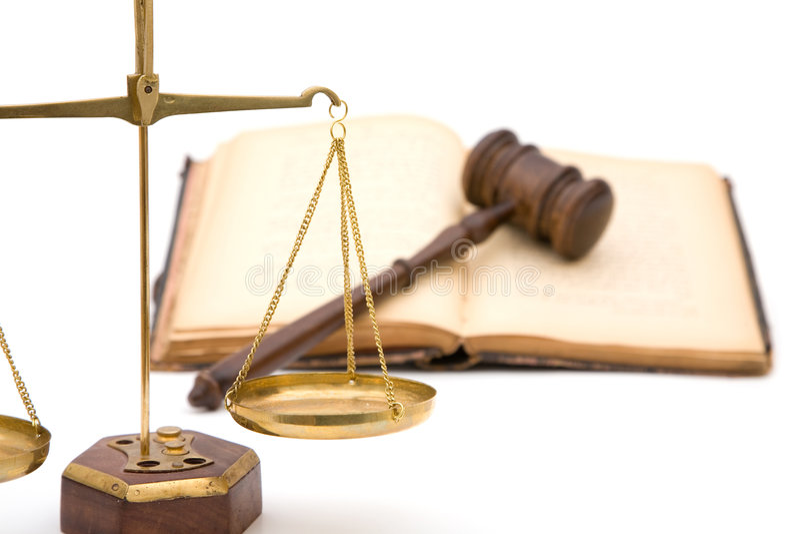 Rechtssystem lizenzfreies stockfoto