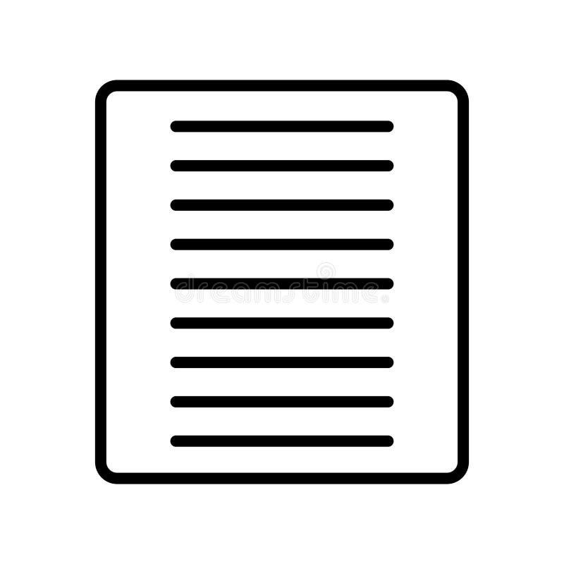 Rechtvaardig pictogram vectordieteken en symbool op witte achtergrond wordt geïsoleerd vector illustratie
