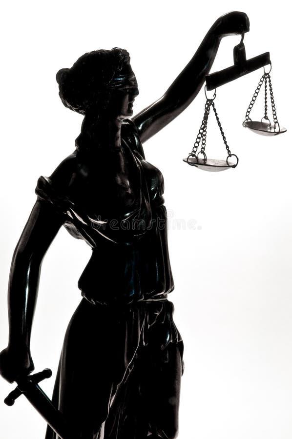 Rechtvaardigheid royalty-vrije stock afbeelding