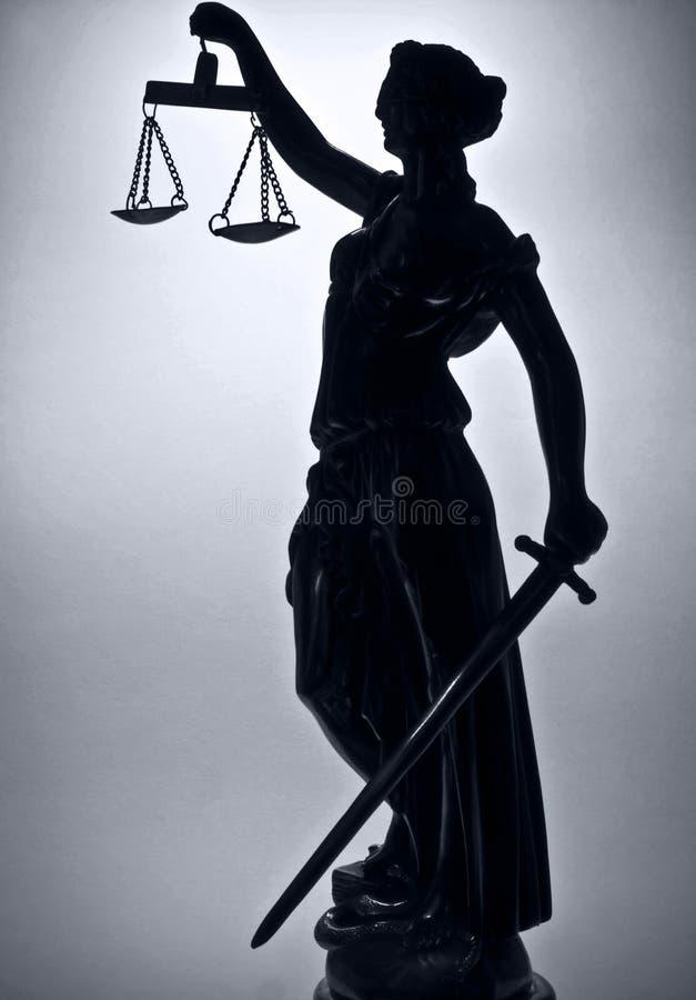 Rechtvaardigheid royalty-vrije stock fotografie