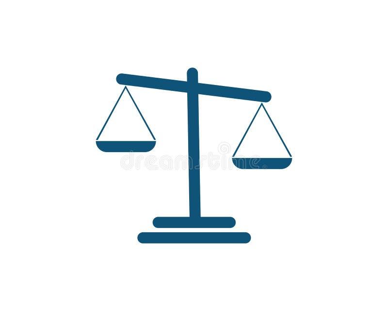 rechtvaardigheid royalty-vrije illustratie