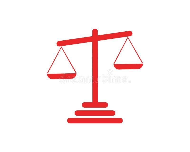rechtvaardigheid vector illustratie
