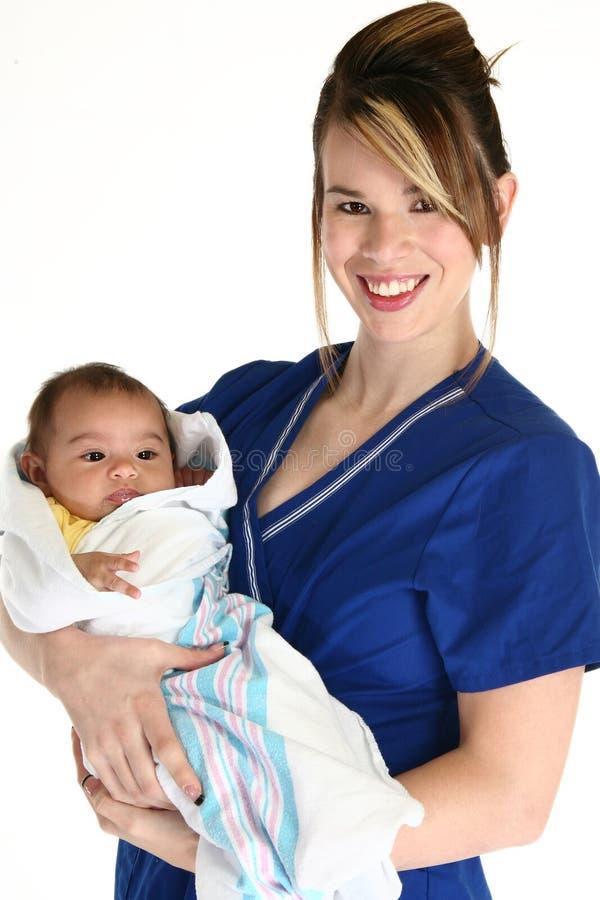 `Recién nacido del bebé foto de archivo