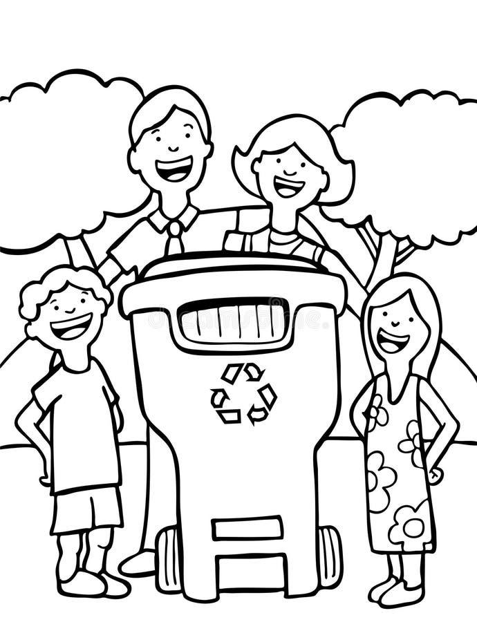 Recicl da família