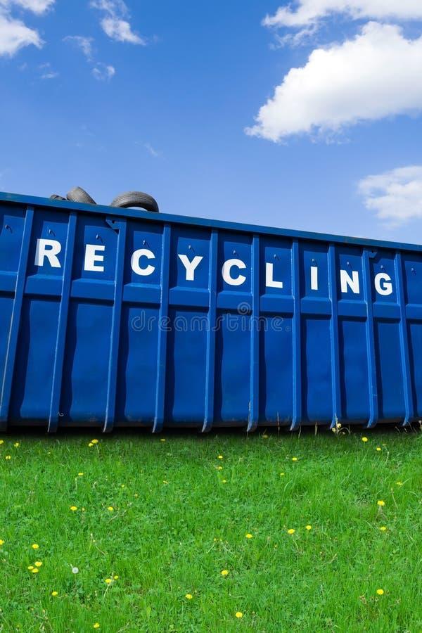 Recicl o negócio e a ecologia imagens de stock