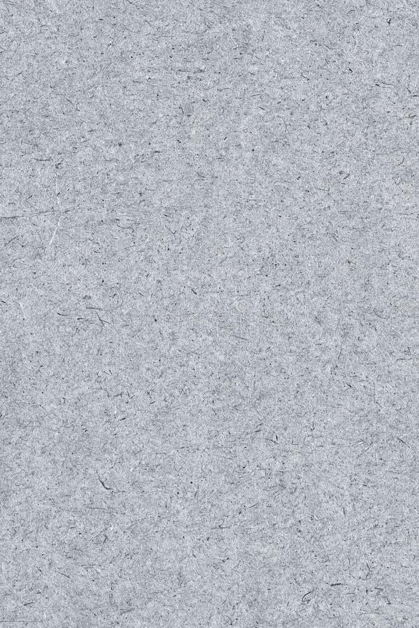 Recicle a amostra extra azul cinzenta da textura do Grunge da grão grosseira do pó claro de papel fotografia de stock royalty free