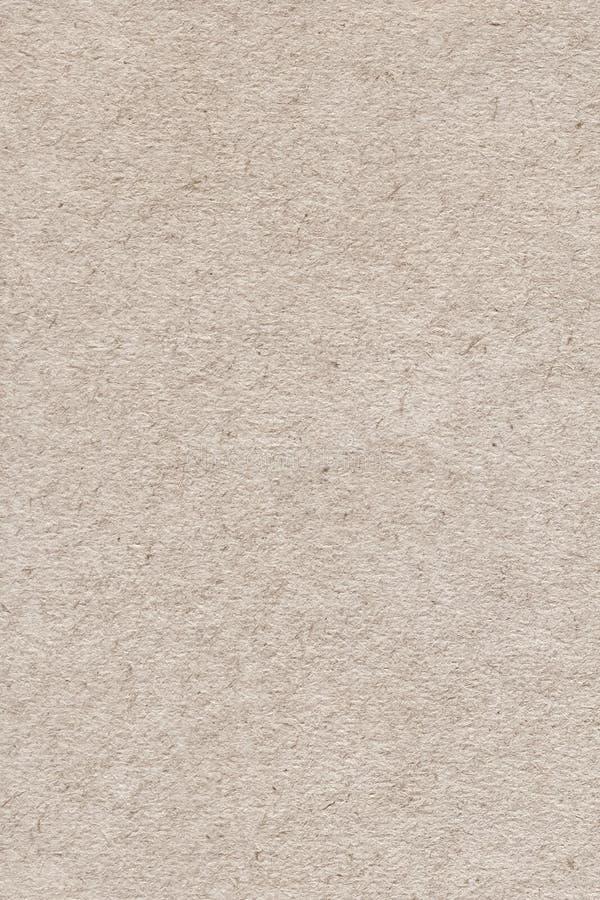 Recicle de papel fora da amostra extra branca da textura do Grunge da grão grosseira fotos de stock royalty free