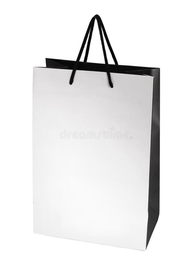 Recicle el bolso imagen de archivo libre de regalías