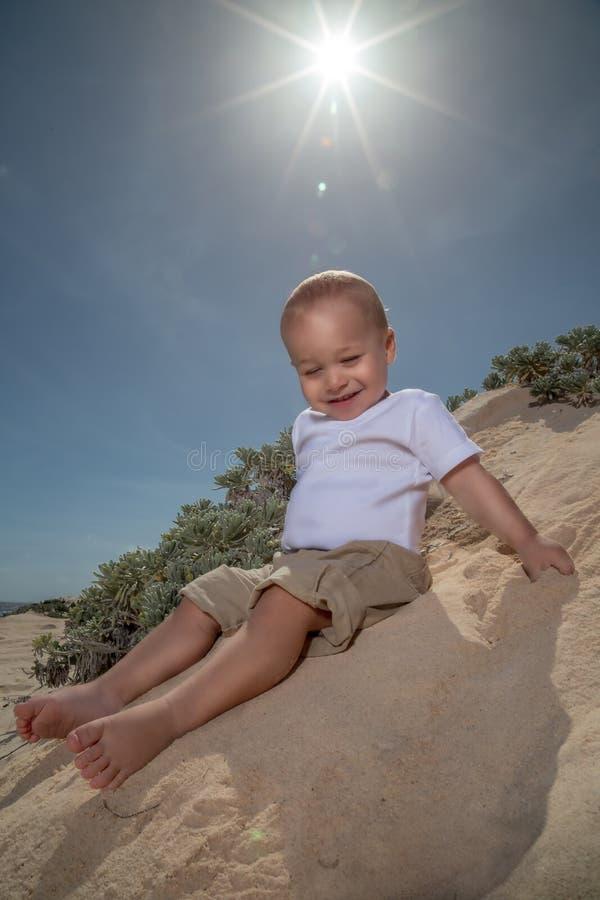 Recicle o bebê fotos de stock