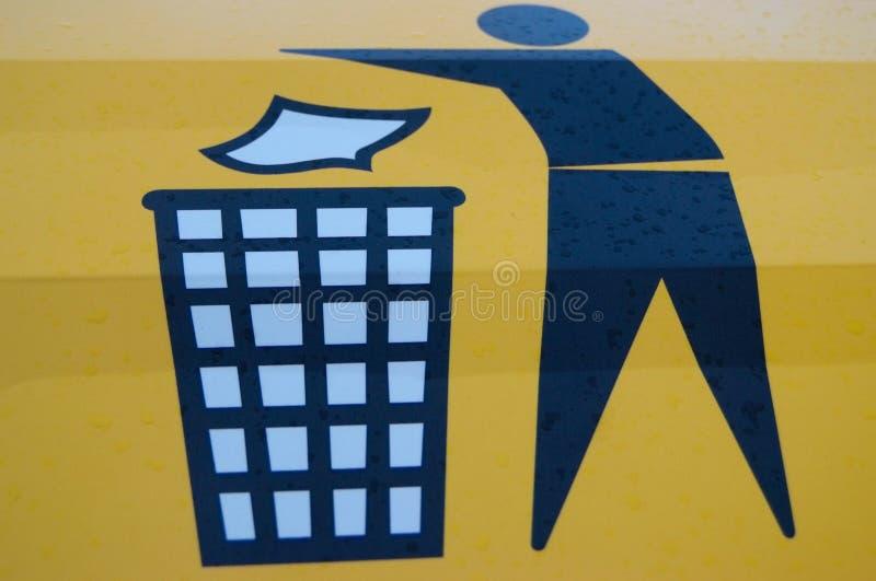 Recicle, recicle fotografia de stock royalty free