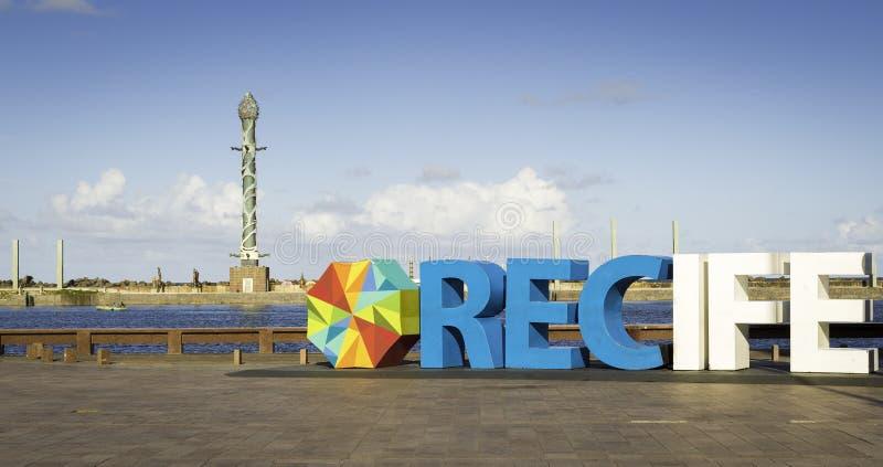 Recife στοκ εικόνα με δικαίωμα ελεύθερης χρήσης