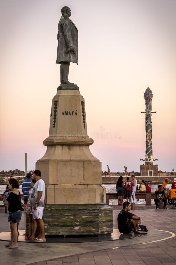 Recife Antigo stock afbeeldingen