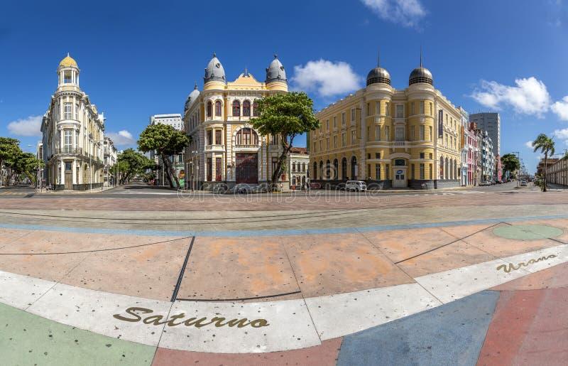 Recife Antigo royalty free stock photography