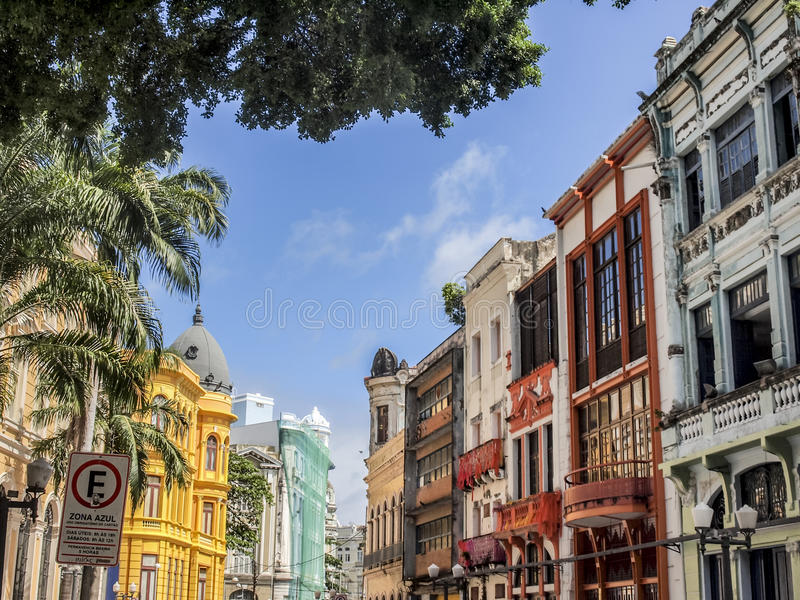 Recife royalty free stock photos