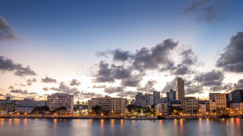 Recife in Pernambuco, Brazilië royalty-vrije stock afbeeldingen