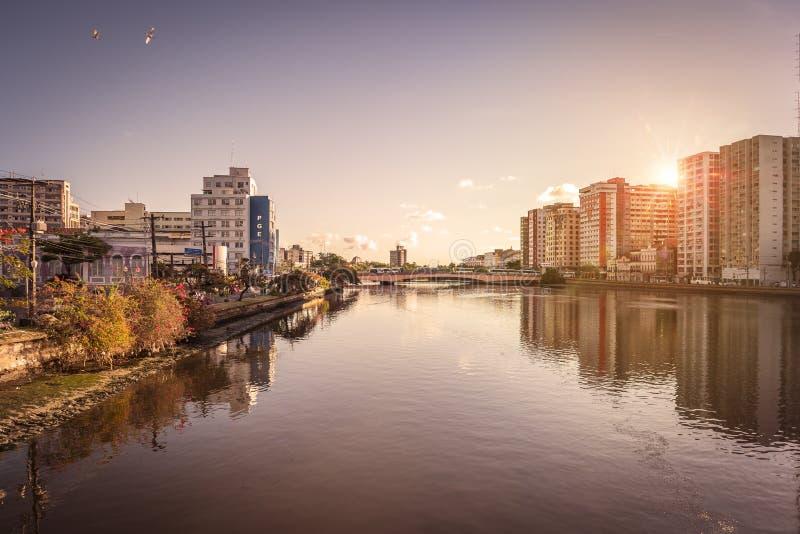 Recife in Pernambuco, Brazilië royalty-vrije stock foto