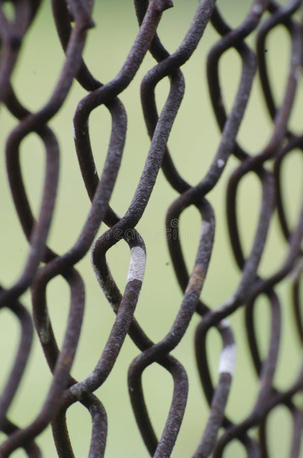 Recinto del ferro fotografia stock libera da diritti