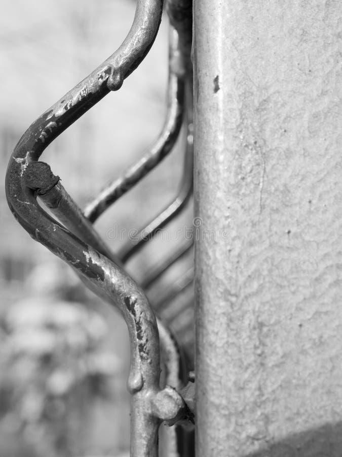 Recinto Detail del ferro immagine stock libera da diritti