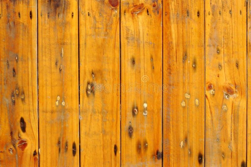 Recinzione del legno immagine stock