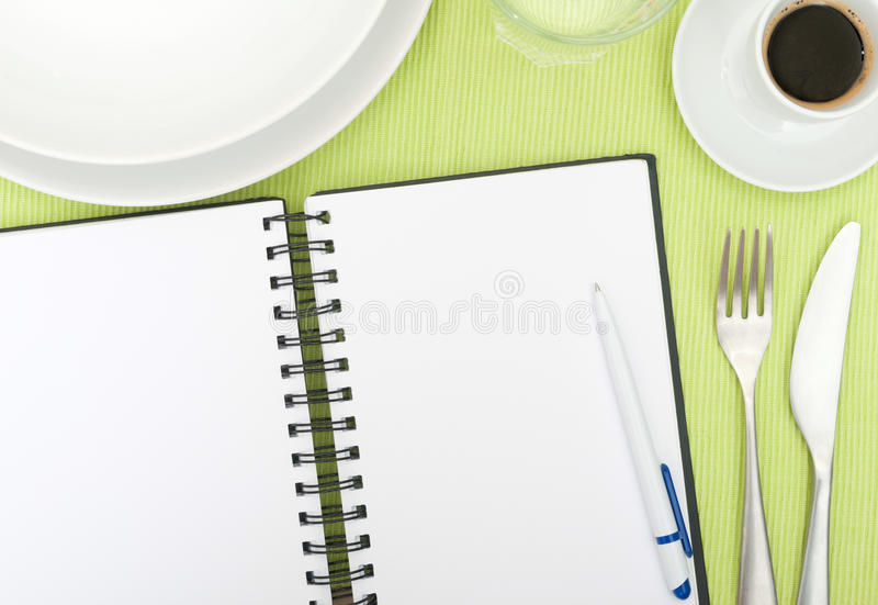 Download Recipe Book Stock Photography - Image: 26048222