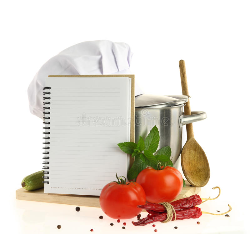 Download Recipe book stock image. Image of book, note, soup, preparation - 31369799