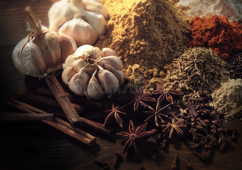 Download Recipe preparation stock image. Image of colors, spicy - 2459053