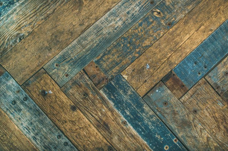 Rustic wooden barn door, wall or table texture stock images