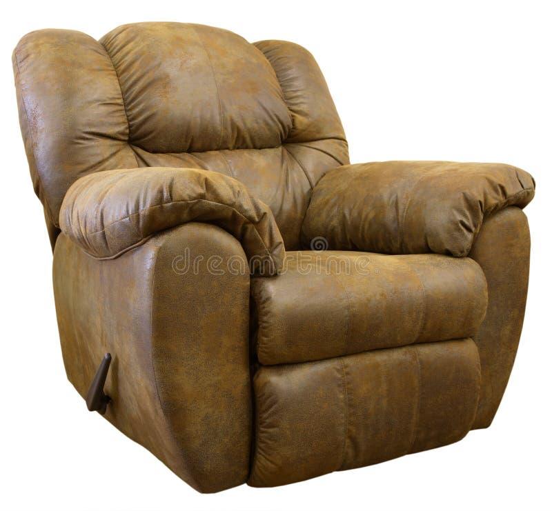 recliner bujak krzesło zdjęcia royalty free