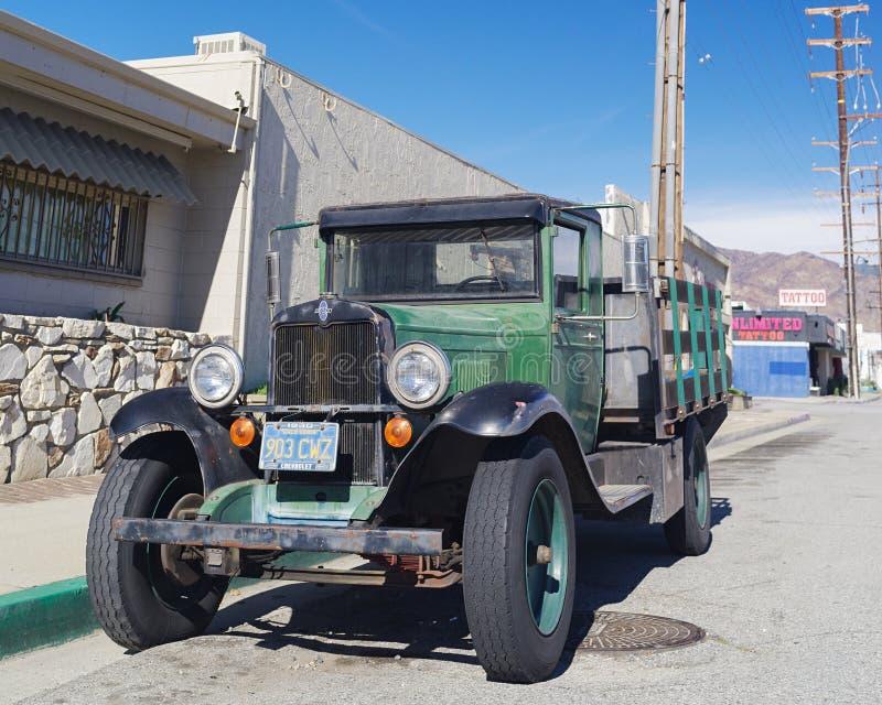recogida de Chevrolet de los años 30 imágenes de archivo libres de regalías