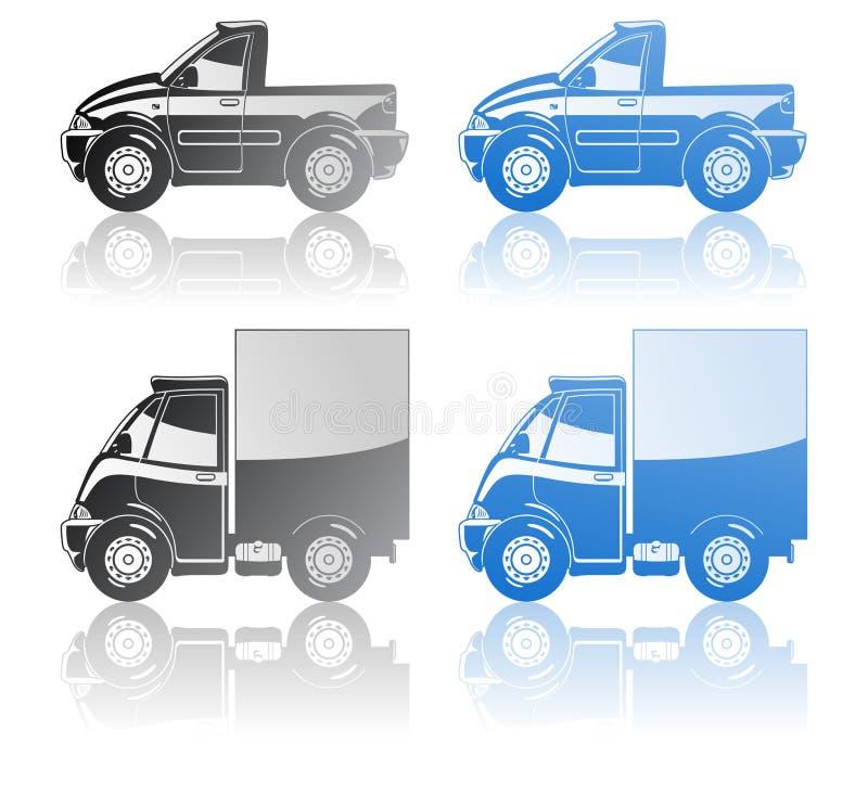Recolección y pequeño carro. libre illustration
