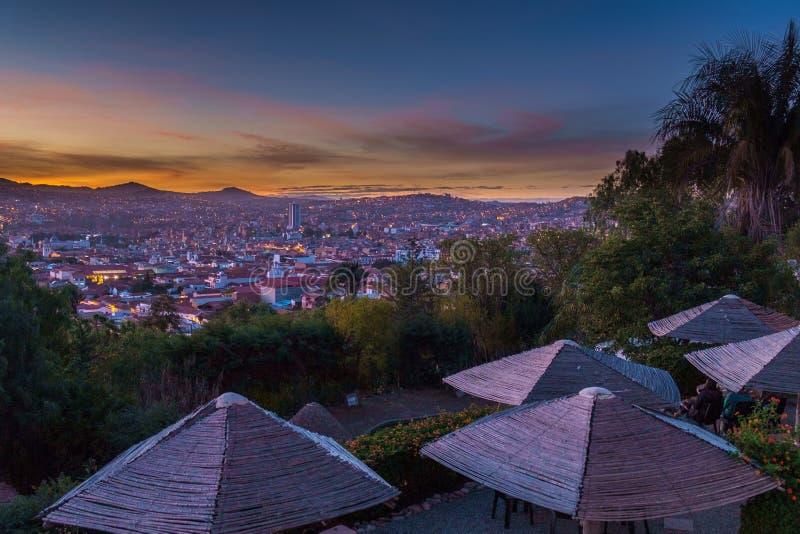 Recoleta del La en Sucre, Bolivia fotos de archivo libres de regalías