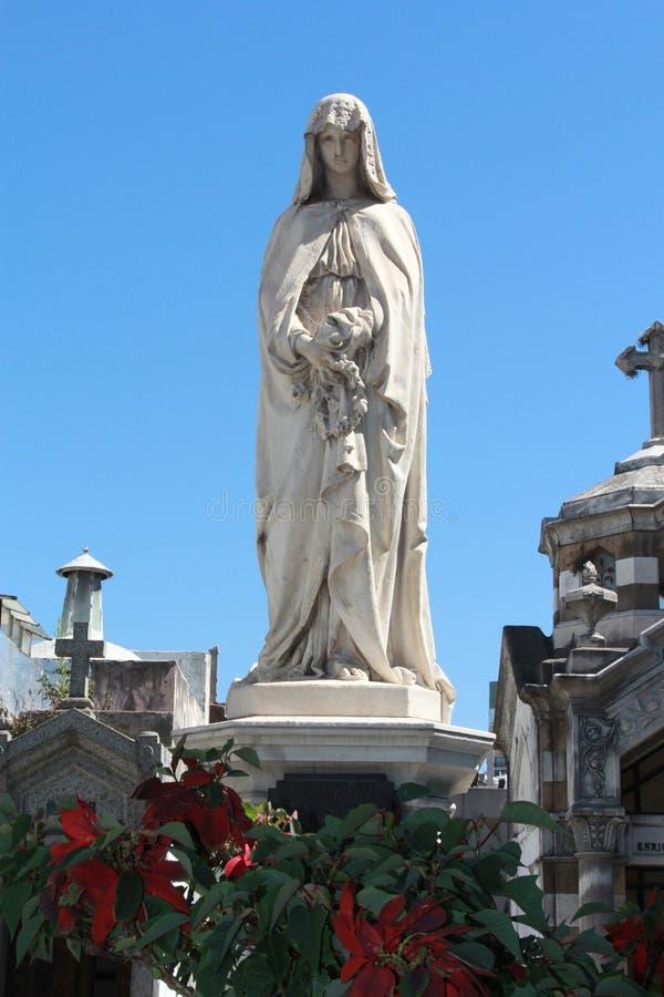 recoleta la кладбища стоковые изображения rf