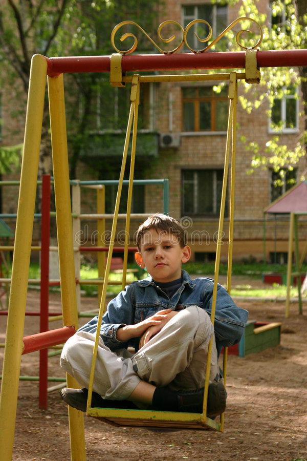 Download Recollect childhood stock photo. Image of smile, yard, shakes - 801600