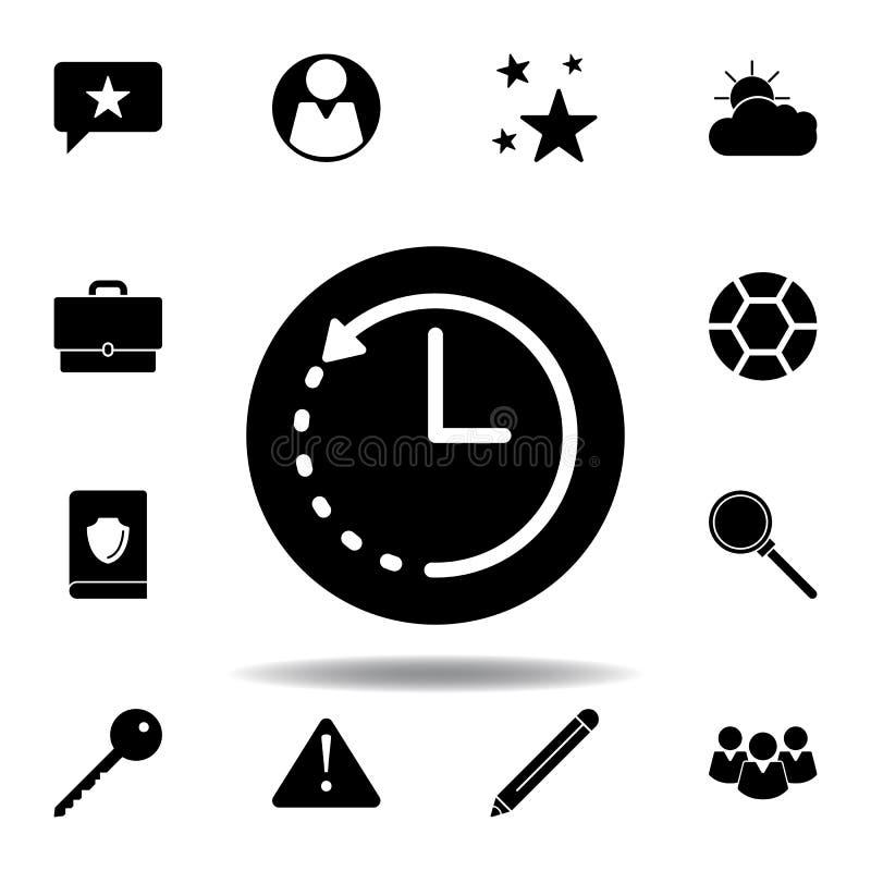 Recomenda??o, ?cone da estrela Os sinais e os s?mbolos podem ser usados para a Web, logotipo, app m?vel, UI, UX ilustração stock