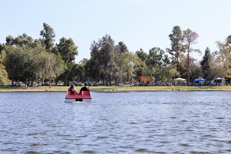 Reconstrucciones en el parque regional del este del EL Dorado imagen de archivo