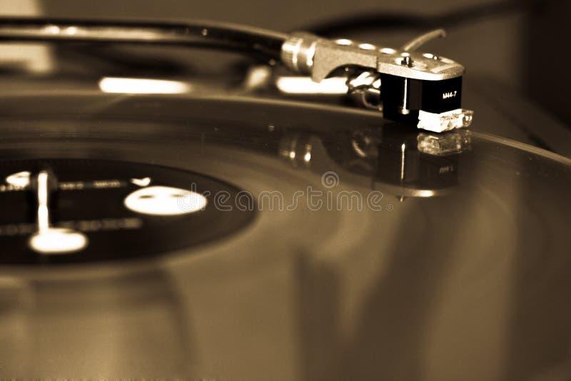 record fotografia stock