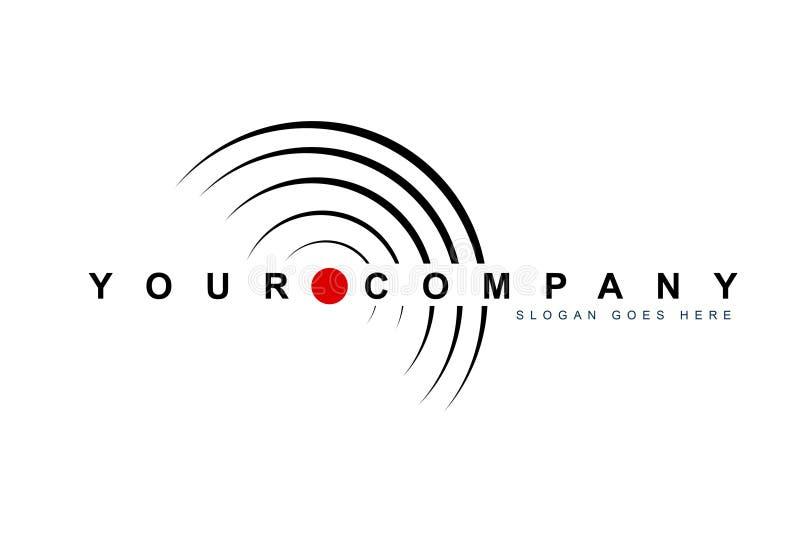 Download Record Label Logo stock illustration. Illustration of music - 27438238