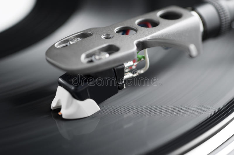 Download Record player stock image. Image of player, groove, gray - 15987663
