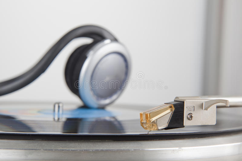 Record player royalty free stock photo