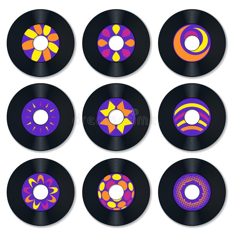 Download Record Vinyl Retro Royalty Free Stock Photography - Image: 7027837