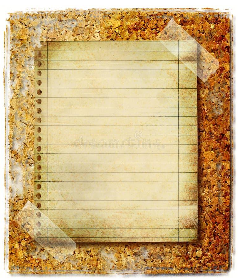 Recordatorio foto de archivo libre de regalías