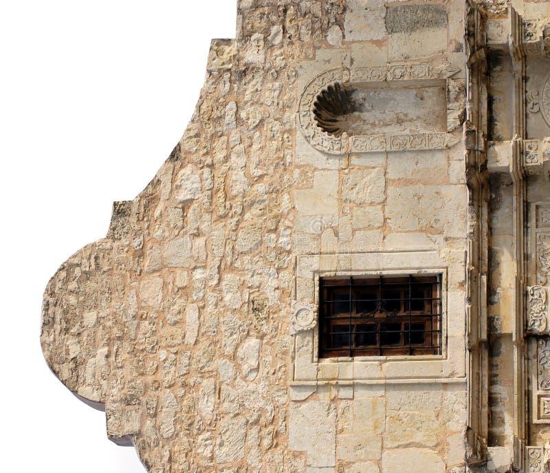 Recorde o Alamo imagem de stock royalty free
